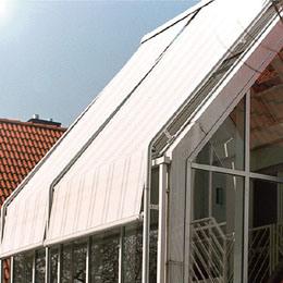 Outdoor Motorised Roof Sunshade