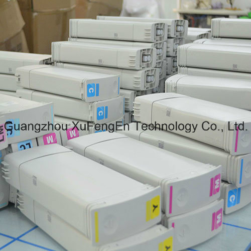 Wide Format Printer for HP Designjet Z6100 91 Ink Cartridge