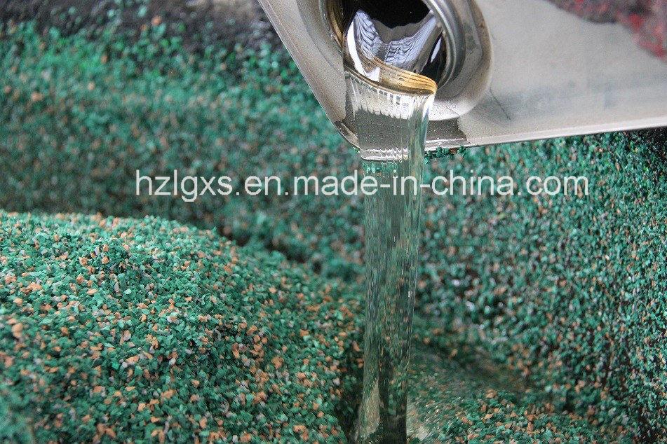 Odorless PU Binder Glue for EPDM Rubber Granules Rubber Mats
