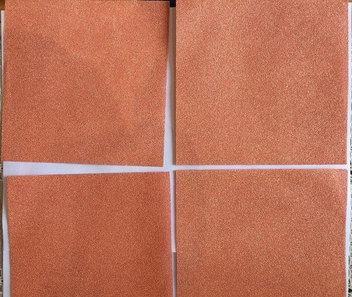Porous Metal Foam Cu (open cell Copper foam 500mm*500mm)