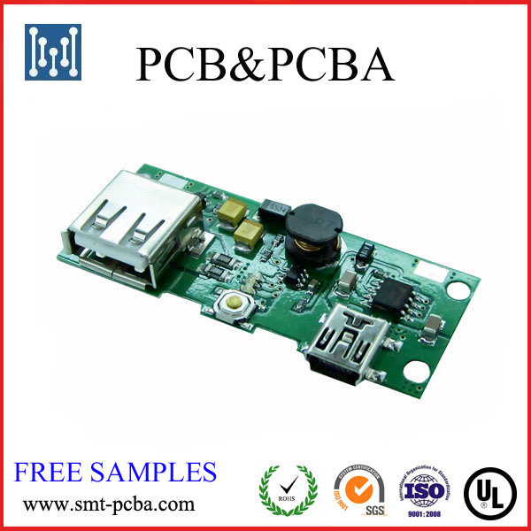 OEM Electronic Solar Charger PCB