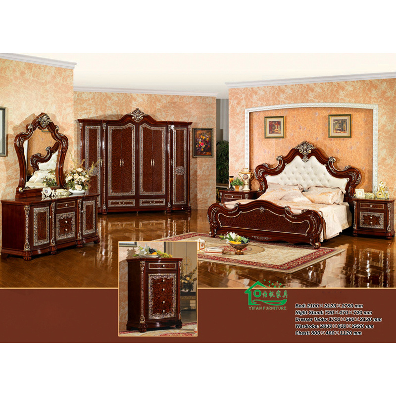 Images Of Bedroom Bed For Reproduction Bedroom Furniture Set YF W820
