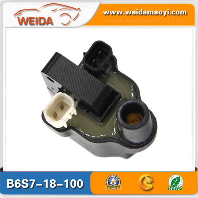 Genuine New Auto Part OEM B6s7-18-100 Ignition Coil for Mazda