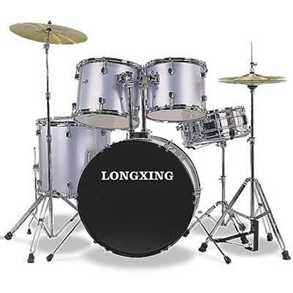 5 pc drum set  lm 1000