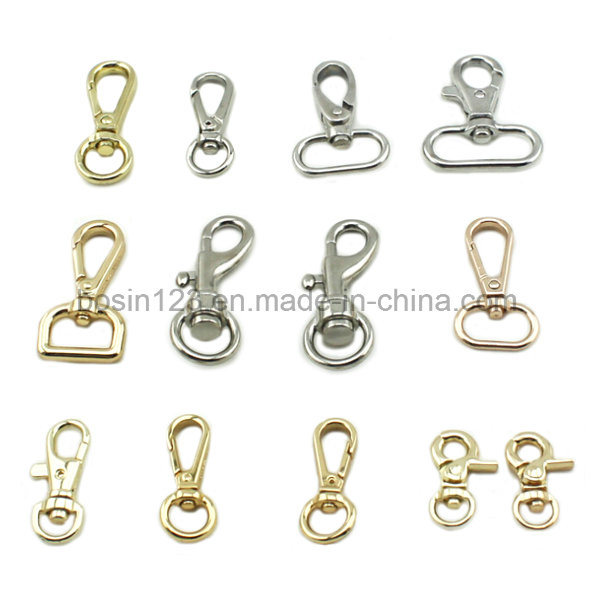 Metal Swivel Snap Hook for Leash Collar Bag