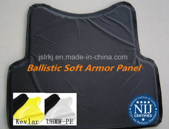 UHMW-PE/Kevlar Ballistic Soft Armor Panels for Bulletproof Vests and Blankets