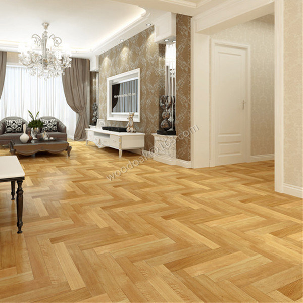 Oak Herringbone Wood Flooring /Wood Flooring/ Parquet/Parquet Flooring