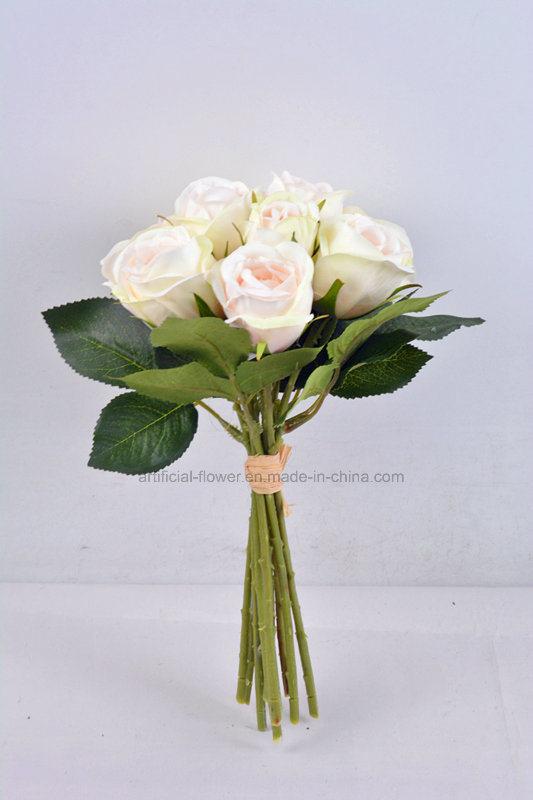 Colorful Artificial Rose Bouquet Flower