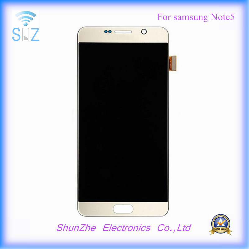 Display Touch Screen LCD for Galaxy Note5 Samsung Note 5 N9200