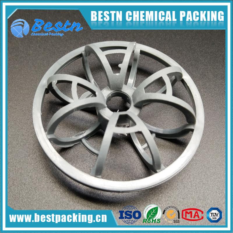 in Stock Plastic Teller Rosetter Ring Tower Packing