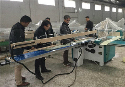 CNC Cutting Saw Machinery/ Machine Tool for Plastic Material