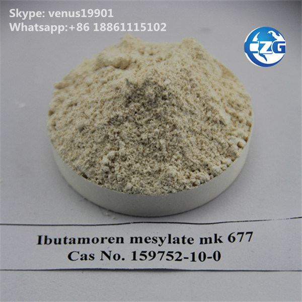 Sarms Ostarine Mk-2866 Enobosarm for Lean Body Muscle