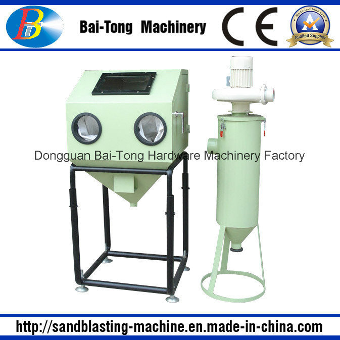Mini Sandblasting Cabinet for Small Parts DIY Sandblasting