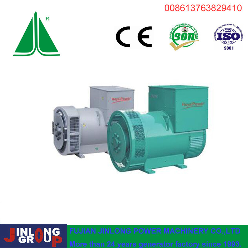 6.8-580kw Three (or Single) Phase Industrial Diesel Synchronous Brushless Alternator
