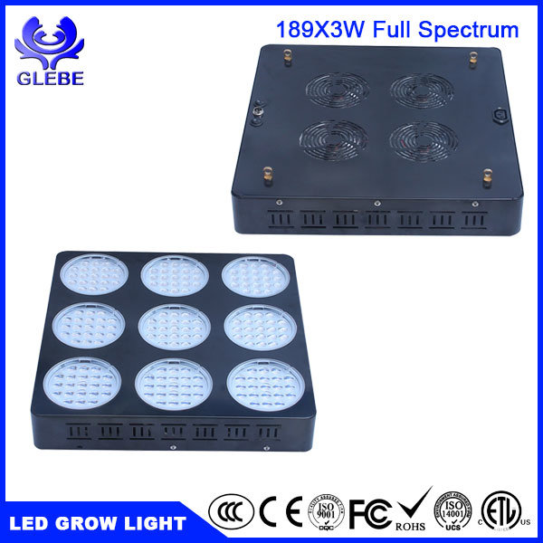 LED Grow Light 150W Full Spectrum UV IR Plant Grow Lamp for Indoor Greenhouse Garden Plants Veg and Flowering