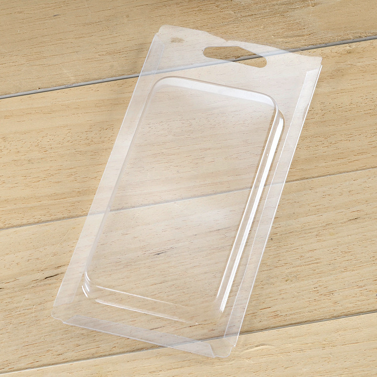 OEM disposable plastic packing box electronic blister(PS blister)