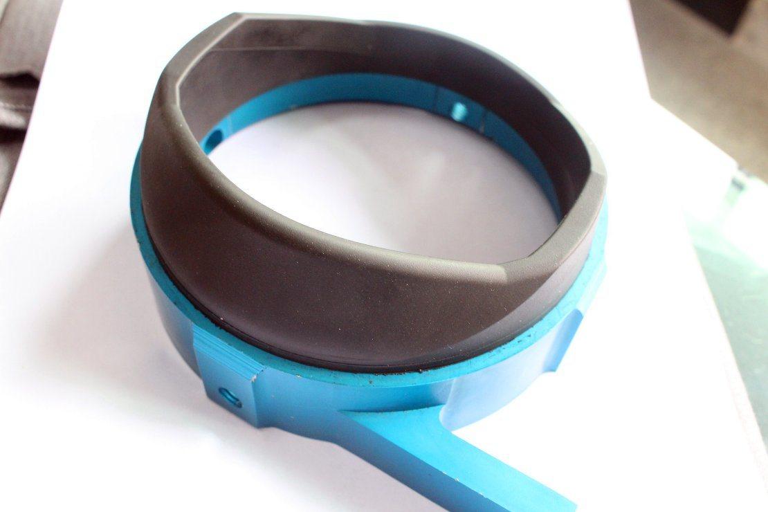 NBR, Viton, Silicone Bonded Rubber Parts