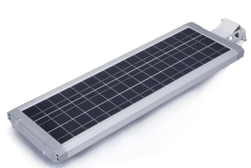Discount Newest Design 25W LED Solar Street Light with Sensor