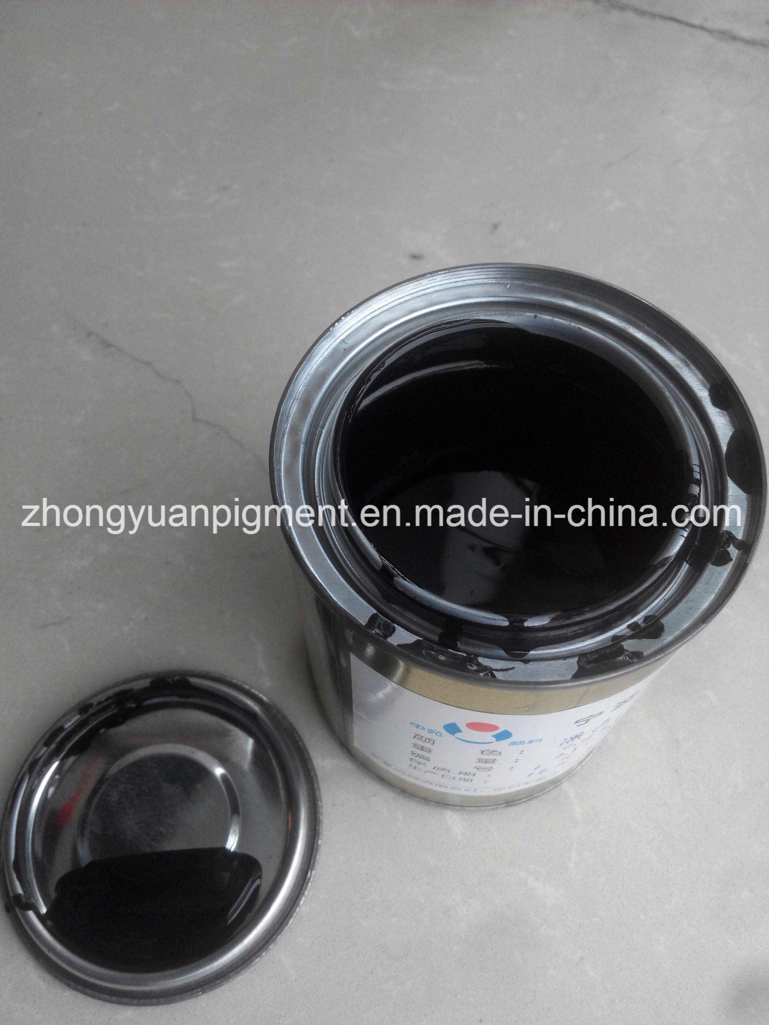 Tdi Black Color for Coloring PU Foam Sponge