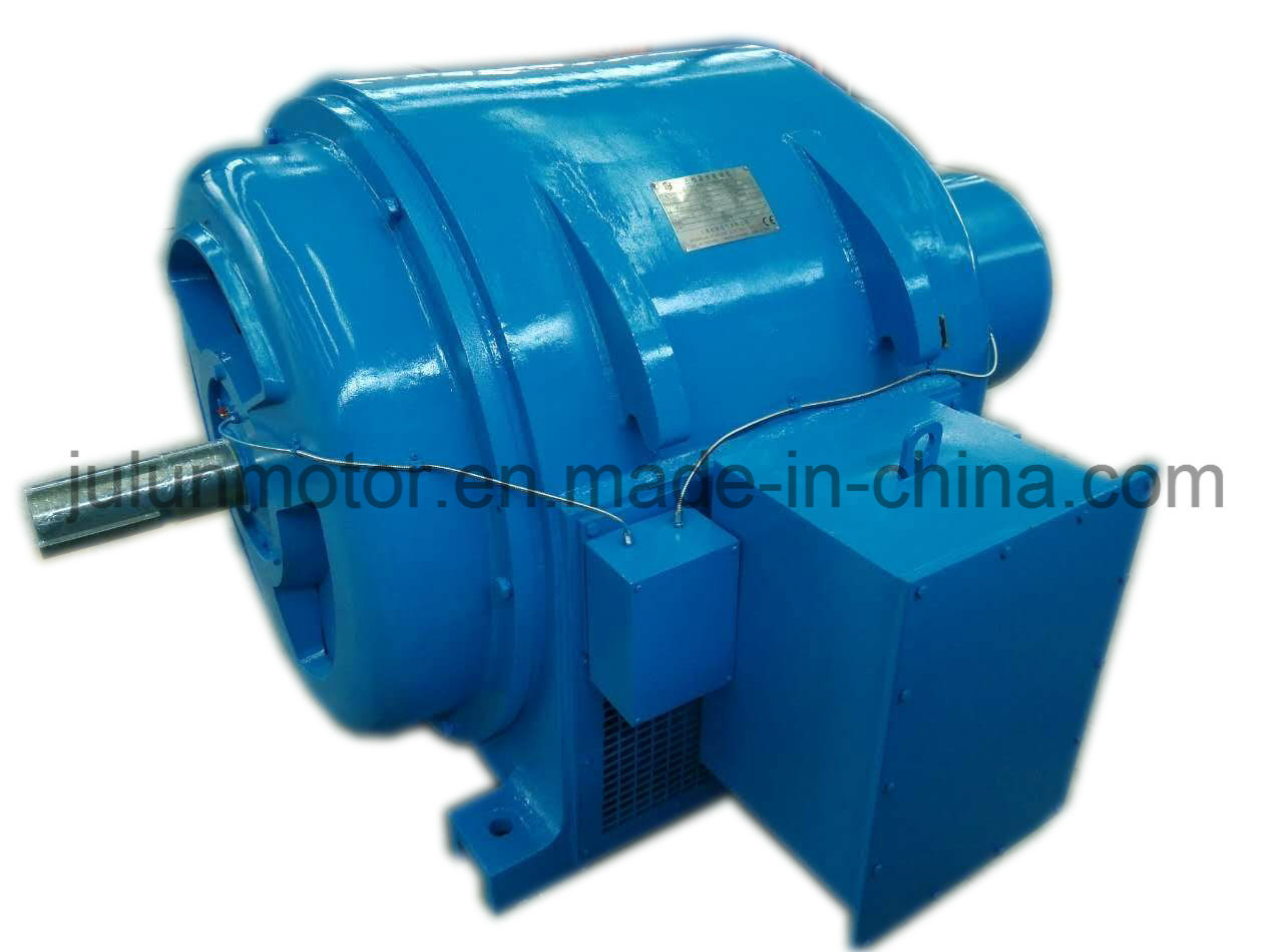 Jr Series Wound Rotor Slip Ring Motor Ball Mill Motor Jr125-6-130kw