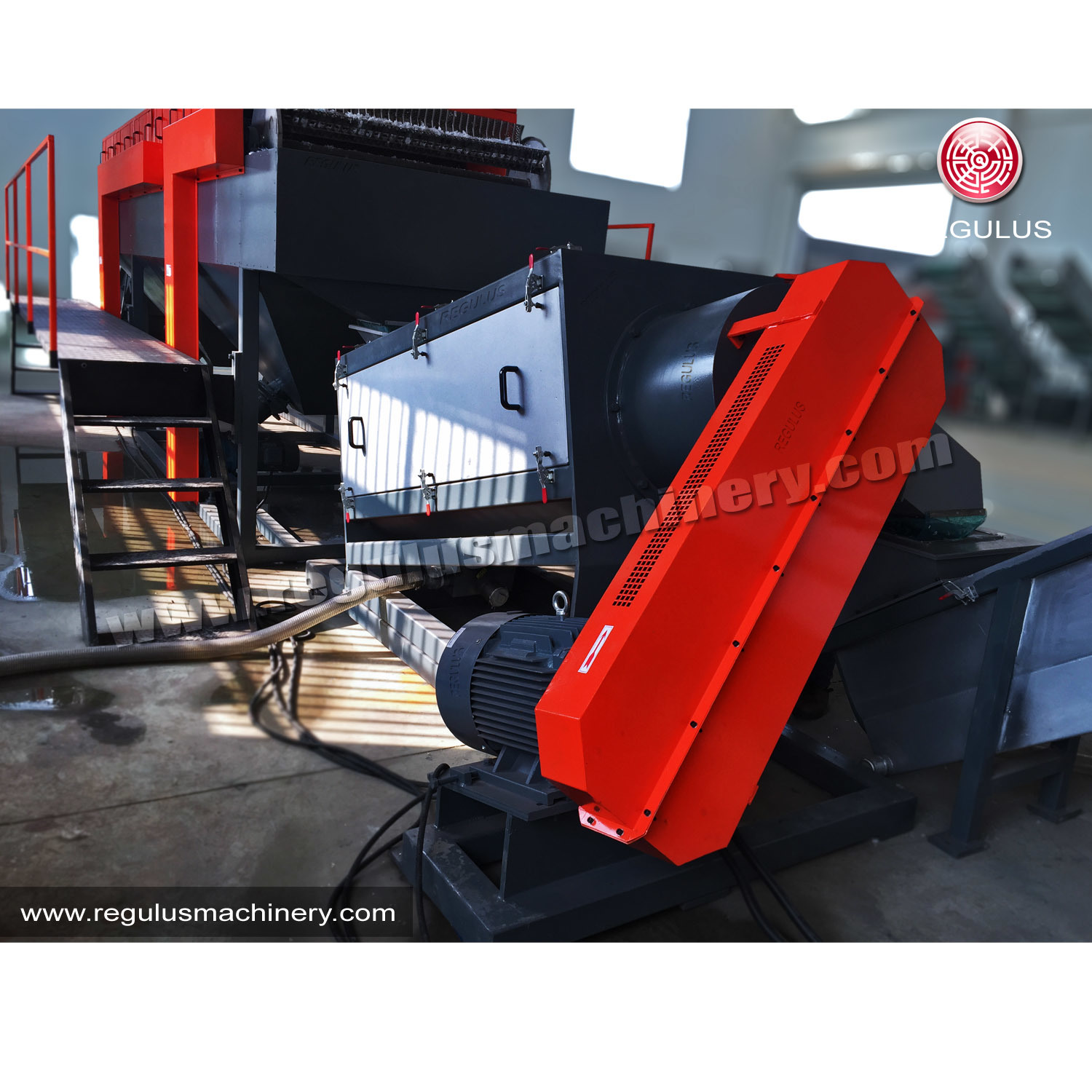 Plastic Recycle Machine Price/Waste Plastic Recycling Machine Products