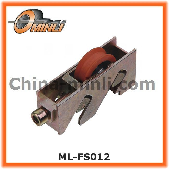 Window Roller Pulley with Zinc Alloy Housing (ML-FS010)