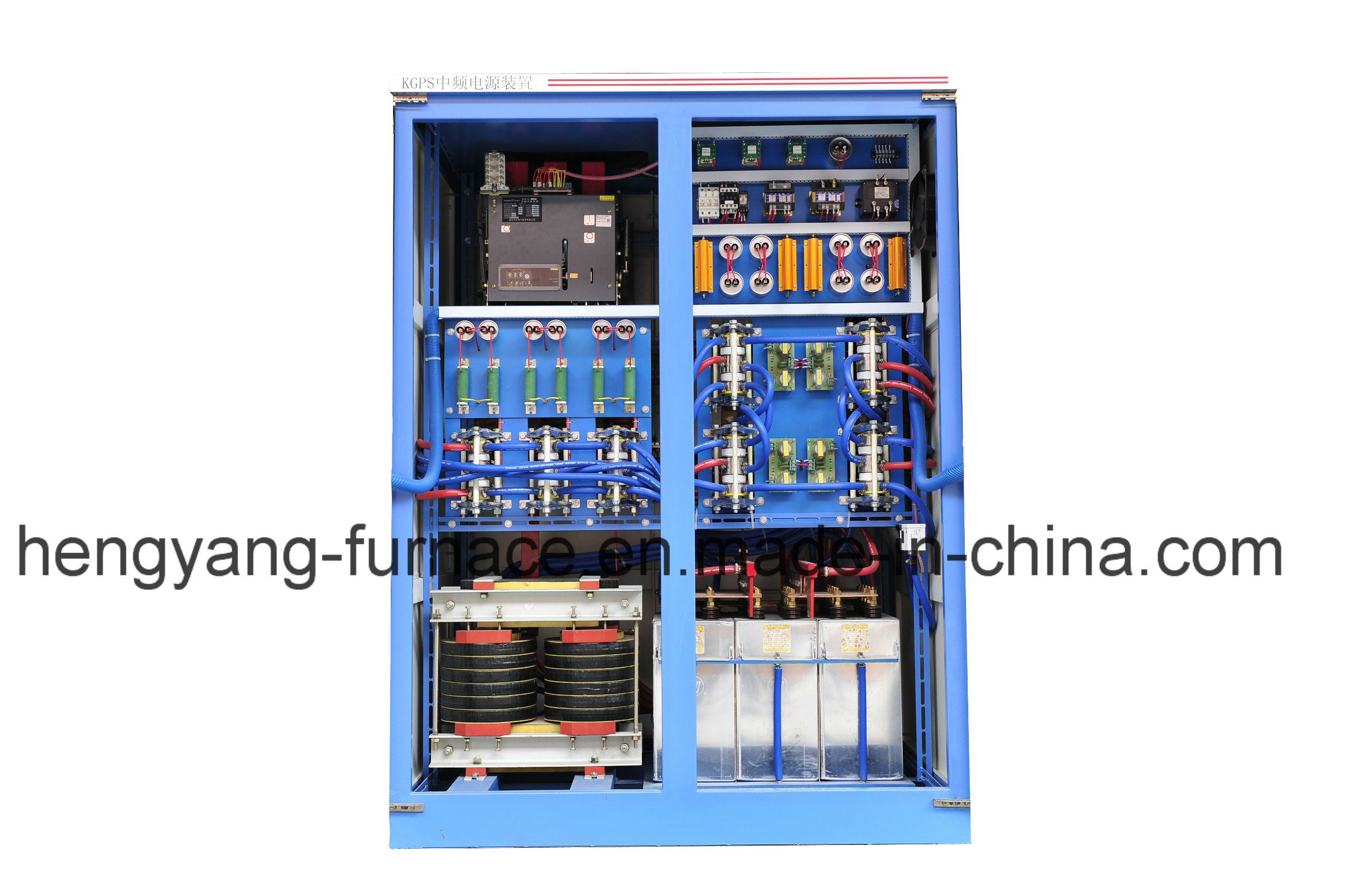 2t Intermediate Frequency Electric Induction Melting Furnace for Steel