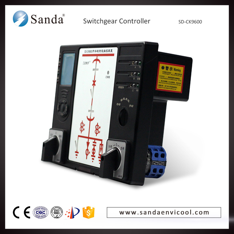 Switchgear Intelligent Control Device with Indicator Display