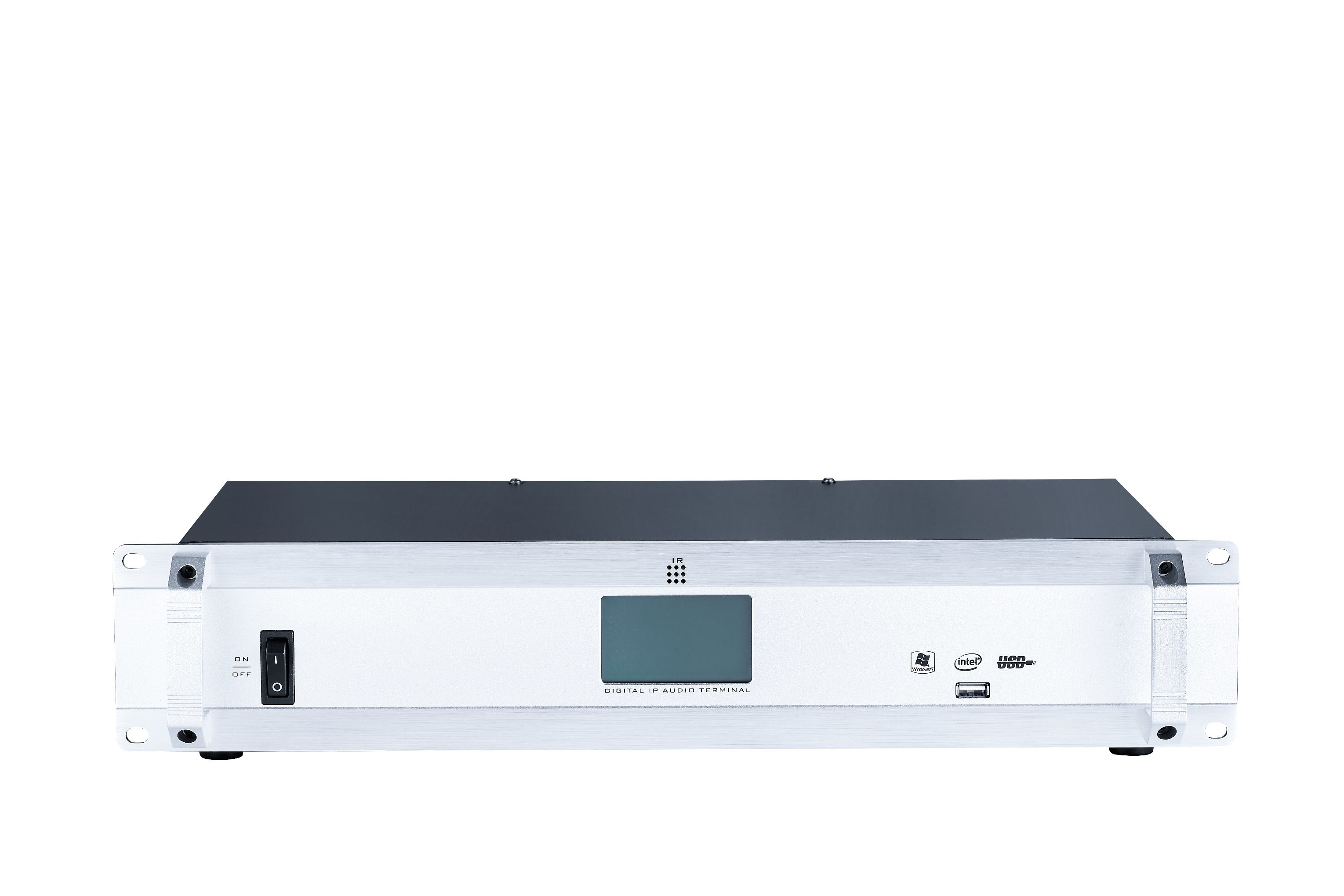 IP Network Decoder SE-5815 in Rack