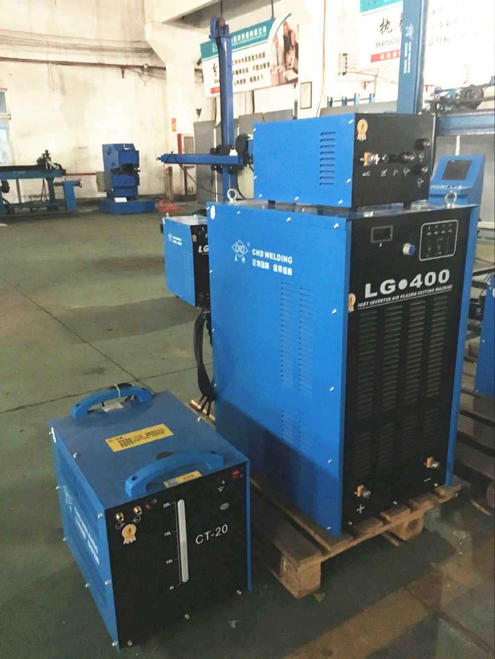 400AMP Manual Plasma Cutting Machine Plasma Source LG 400
