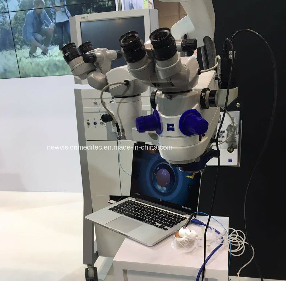 Full HD Video Camera for Surgical Microscope Video Recording