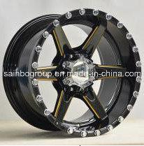 Sainbo Attractive Aluminum Wheel F46001 Car Alloy Wheel Rims