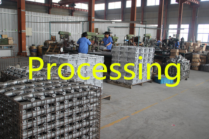 More Than 20 Years in Alloy Die Casting OEM
