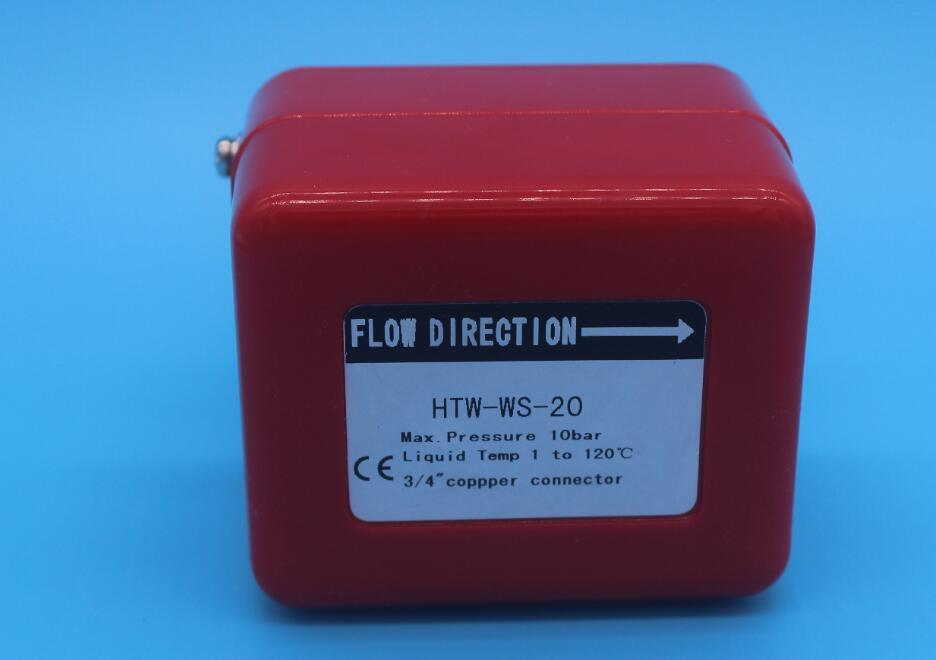 Honeywell Hfs-25 Water Flow Control Switch