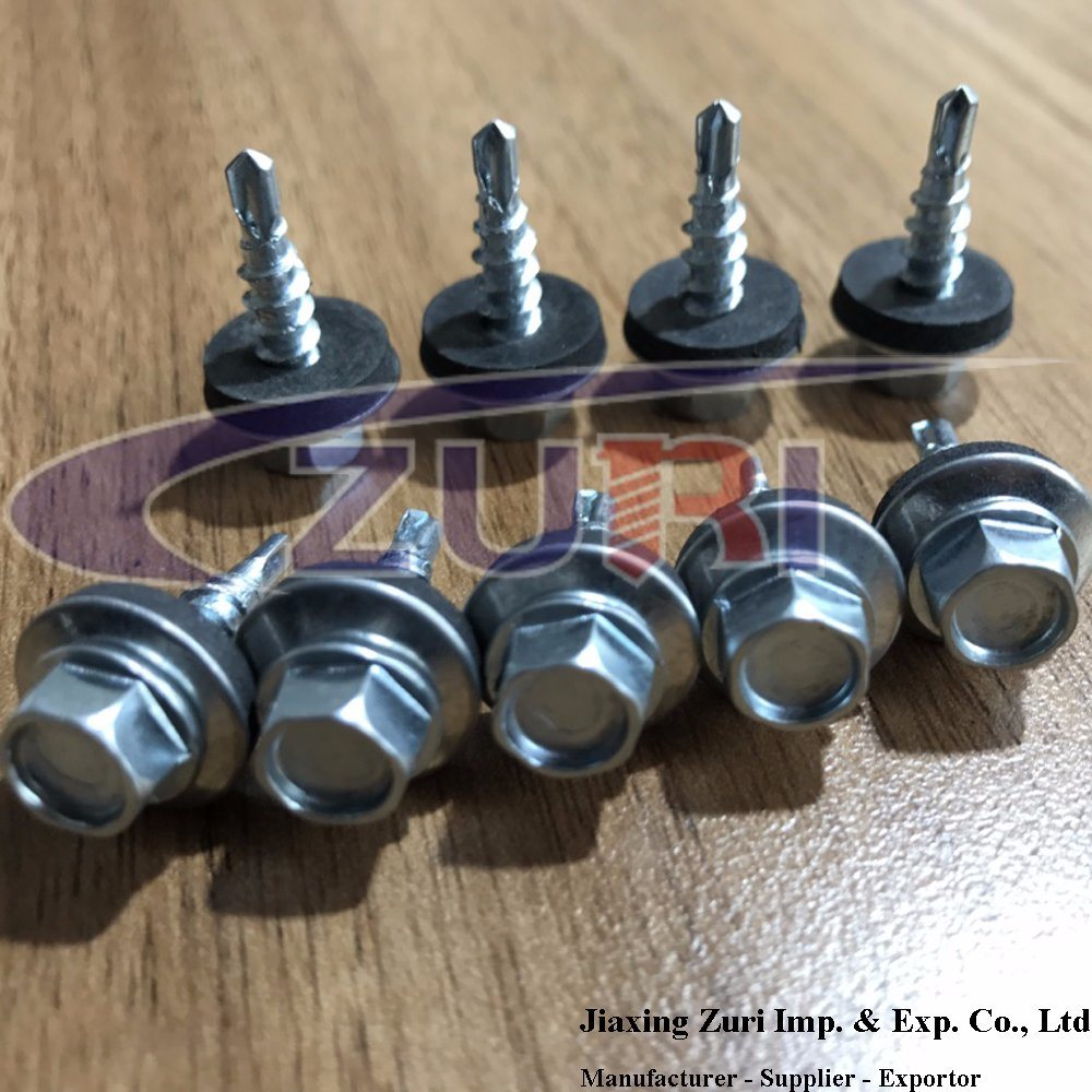 Roofing Screw 4.8X19 Zinc