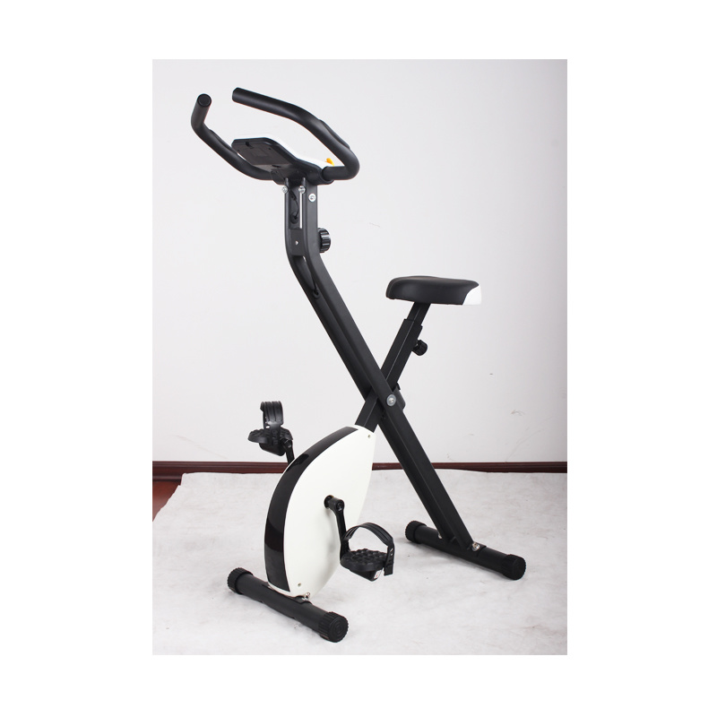 X Bike Foldable Magnetic/Robbin Exercise Bike Upright Exercise Bike
