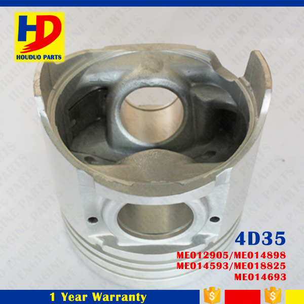 Diesel Engine Parts Wholesale 4D35 for Piston with Pin and The OEM No (ME018825)