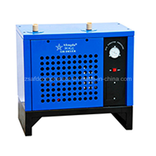 Compressor Treatment Equipment - Air Cooling System Refrigerated Air Dryer