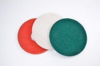 Blue Nylon Diamond Waxing Floor Pad