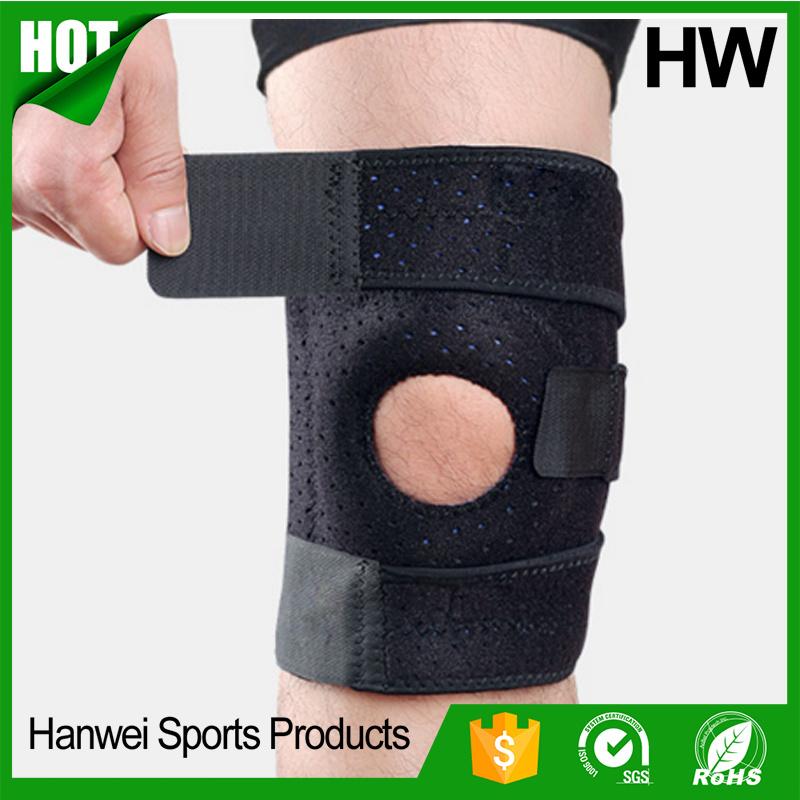 Best Selling Injury Prevention Neoprene Knee Brace (HW-KS002)