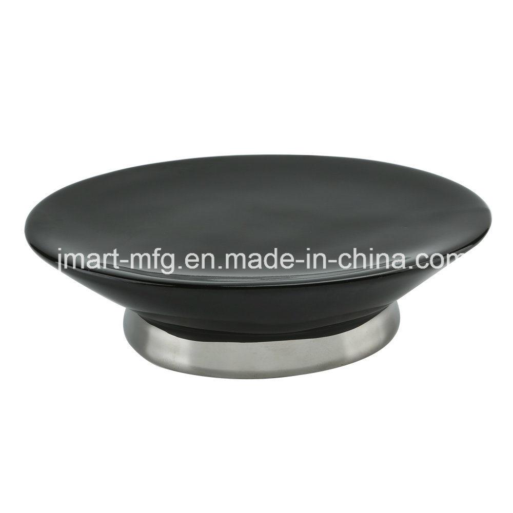 Ceramic & Metallic Bathroom Accessory / Bath Accessory / Bathroom Set