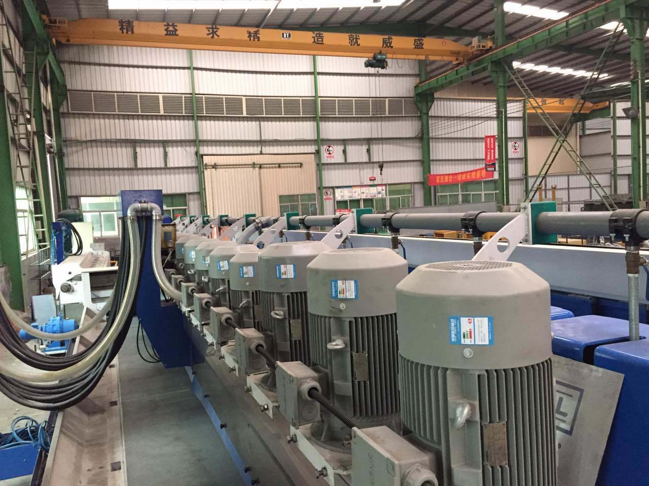 16 Head Automatic Polishing Machine
