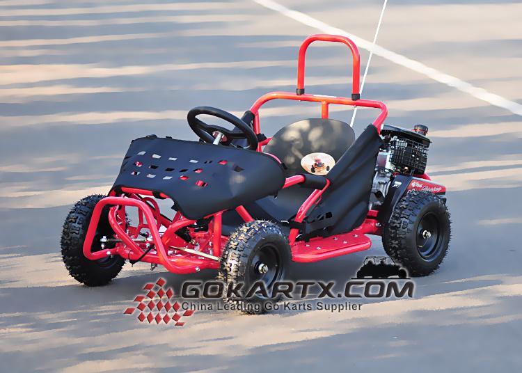 80cc 4 Stroke Gas Powered Kids Go Kart (Cocokart)