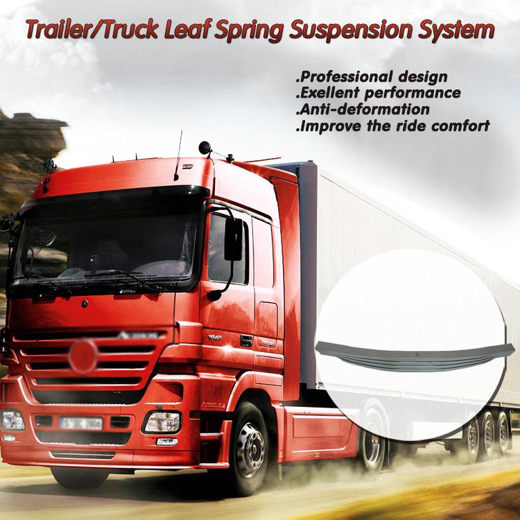 Scania Truck Spare Parts Bi-Metal Bushing Spring Leaf for Daf