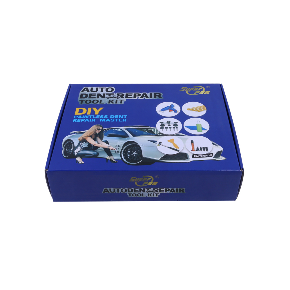 Vehicle Body Dent Beauty Repair Gift Color Box