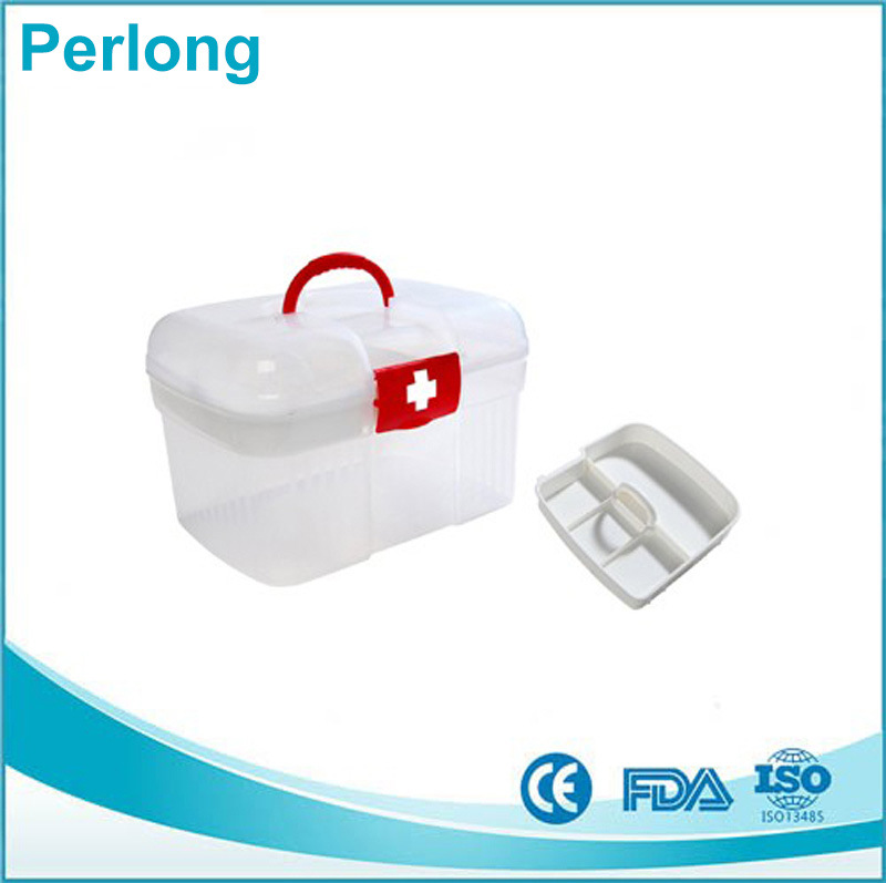 Factory Direct Cheap Camping First Aid Box with Private Logo