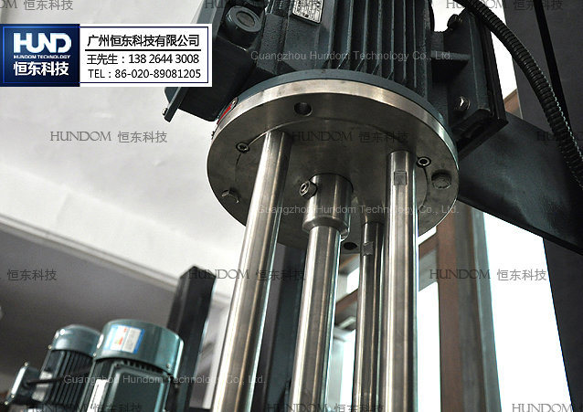 Top Quality High Shear Hydraulic Lifting Emulsifier Mixer for Liquip