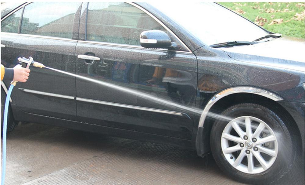 High Pressure Water Spray Gun Brass Metal Car Wash Machine Car Cleaning Equitment