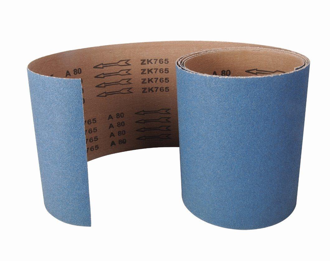X-Wt Cloth Zirconium Oxide Flap Disc/Abrasive Cloth Roll Zk765