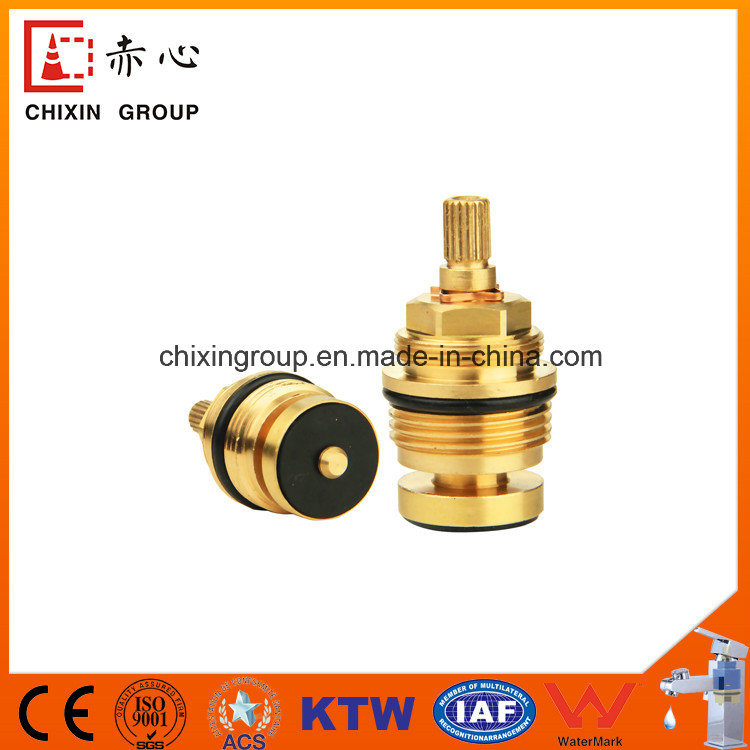 Plastic Ceramic Cartridge Brass Handle